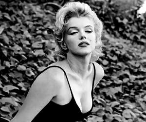 Marilyn Monroe, vintage, and beauty image