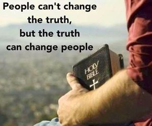 bible, hope, and truth image