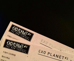 exo, tickets, and exoplanet image