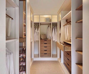 dressing and walk in closet image