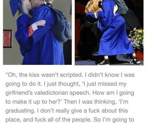 emma stone, andrew garfield, and kiss image