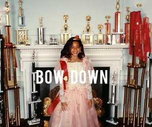 beyoncé, bow down, and Queen image