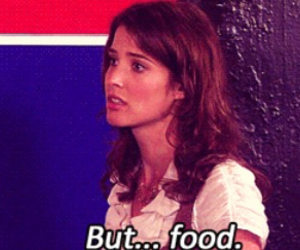 food, how i met your mother, and robin image