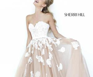 dress, sherri hill 11200, and Prom image