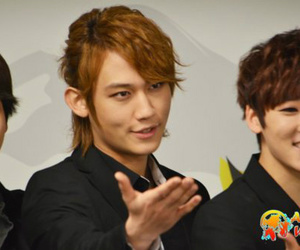 AJ, kevin, and ukiss image