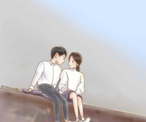 dots and song hye kyo image