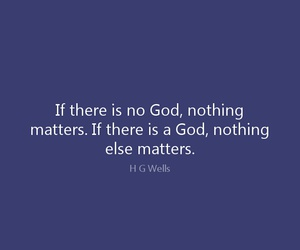 quote, true love, and nothing else matters image