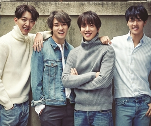 cnblue, yonghwa, and minhyuk image