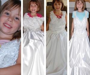 birthday, dress, and wedding image