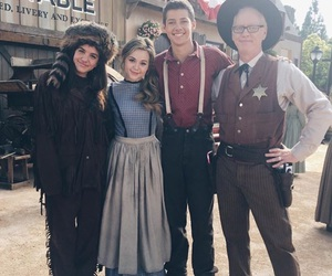 teacher, brec bassinger, and bella and the bulldogs image