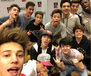 magcon, cameron dallas, and boy image