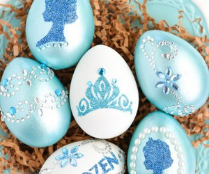 disney, easter eggs, and frozen image