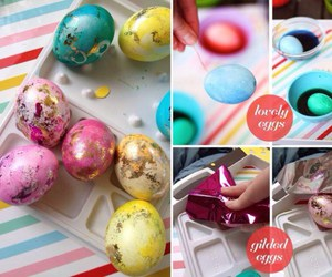 decorating ideas and easteregg image