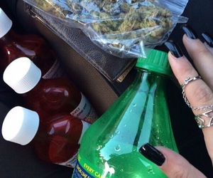 lean and weed image