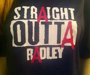 clothes, pretty little liars, and radley image
