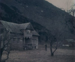 bringmezombies, an abandoned house, and a house with ghosts image