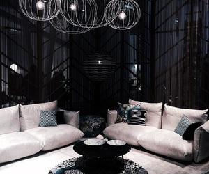 dark, decor, and grunge image