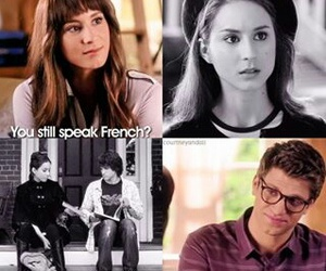 french, toby, and pretty little liars image