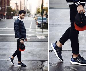 fashion, men, and model image