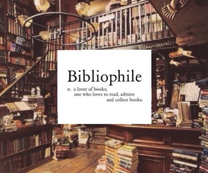 bibliophile, definition, and tas image