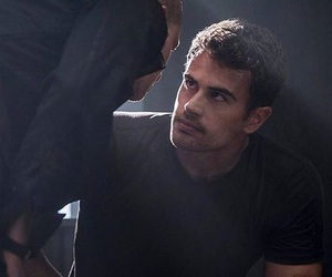 four and theo james image