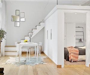 apartment, stockholm, and decor image