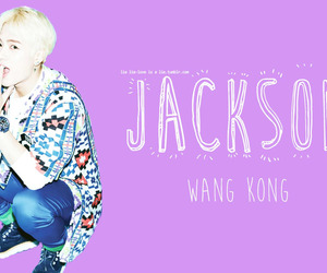 jackson, kpop, and just right image