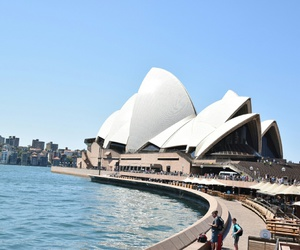 australia, opera house, and Sydney image