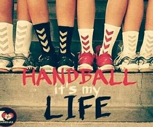 handball and life image