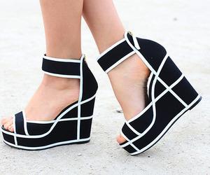 shoes, ayakkabı, and topuklu ayakkabı image