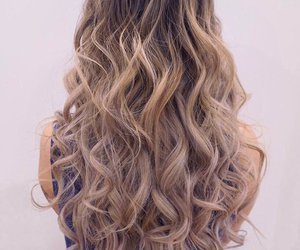 hair, style, and beauty image