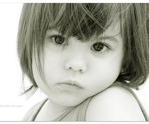 b&w, girl, and preto e branco image