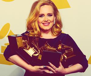 Adele, grammy, and grammys image