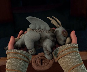 toy, hiccup, and haddock image