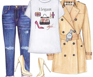 accessories, coat, and doll-memories image