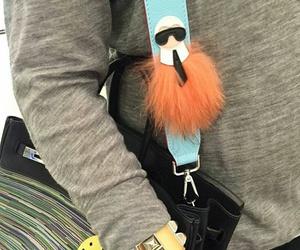 bag, bags, and bracelet image