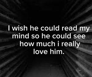 him, mind, and quote image