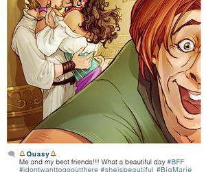 disney, instagram, and esmeralda image