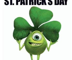 disney, happy, and st. patrick's day image