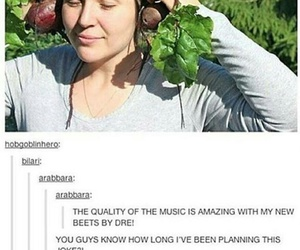 beats, beets, and by image