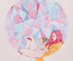 f(x) and krystal image