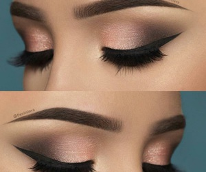 blogger, eyes, and heels image
