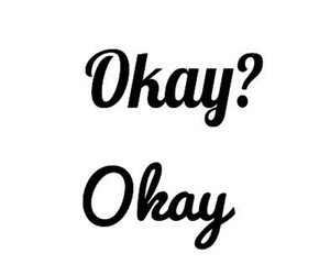 the fault in our stars and okay? image