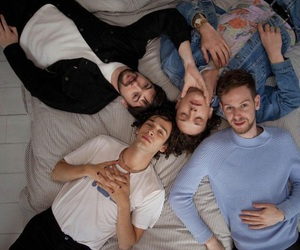 the 1975, indie, and adam hann image