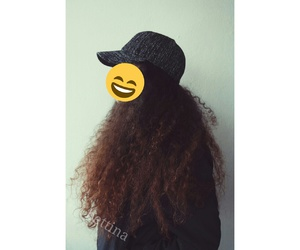 Afro, black, and curly image