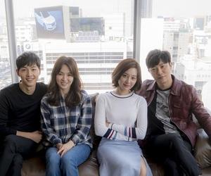 couple, kdrama, and song hye kyo image