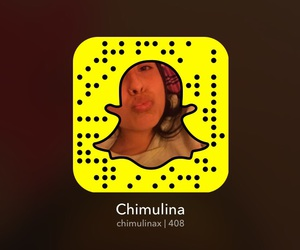 add, chat, and snapchat image
