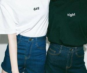 day, night, and grunge image