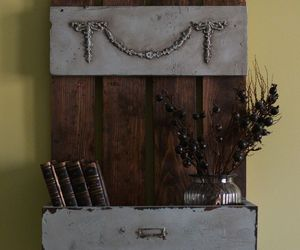 home decor, rustic decor, and wall decor image