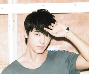donghae and superjunior image